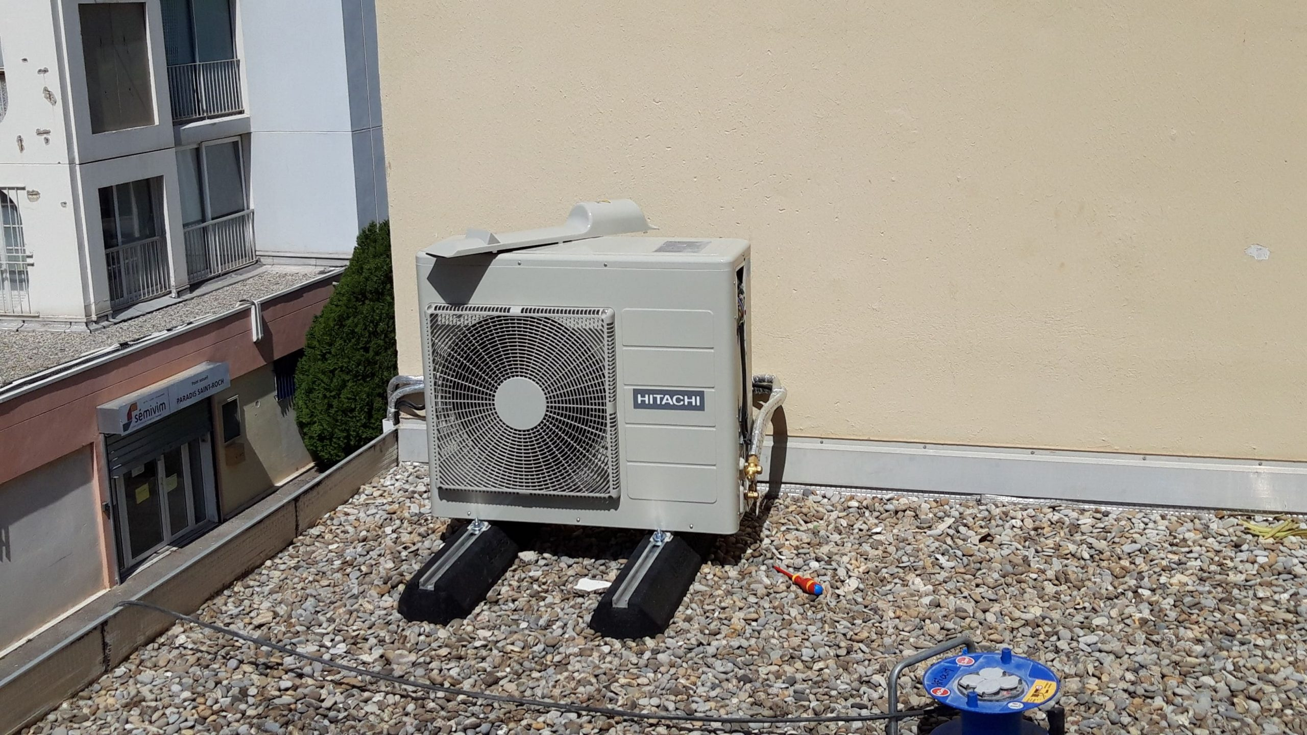 Installation de climatisation à Istres et alentour